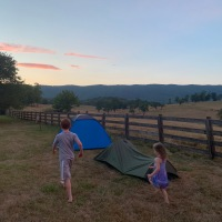 Virginia Vacation 2021: a Lesson in Spiritual Warfare and the Goodness of God